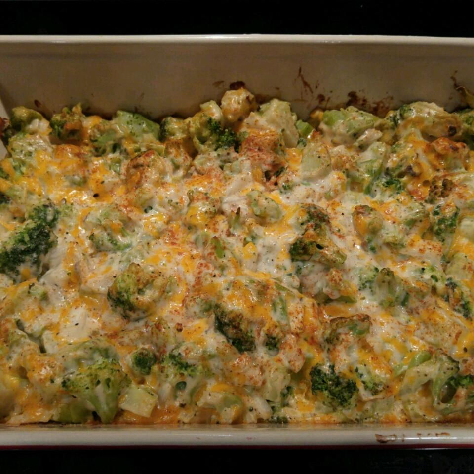 Awesome Broccoli-Cheese Casserole_image
