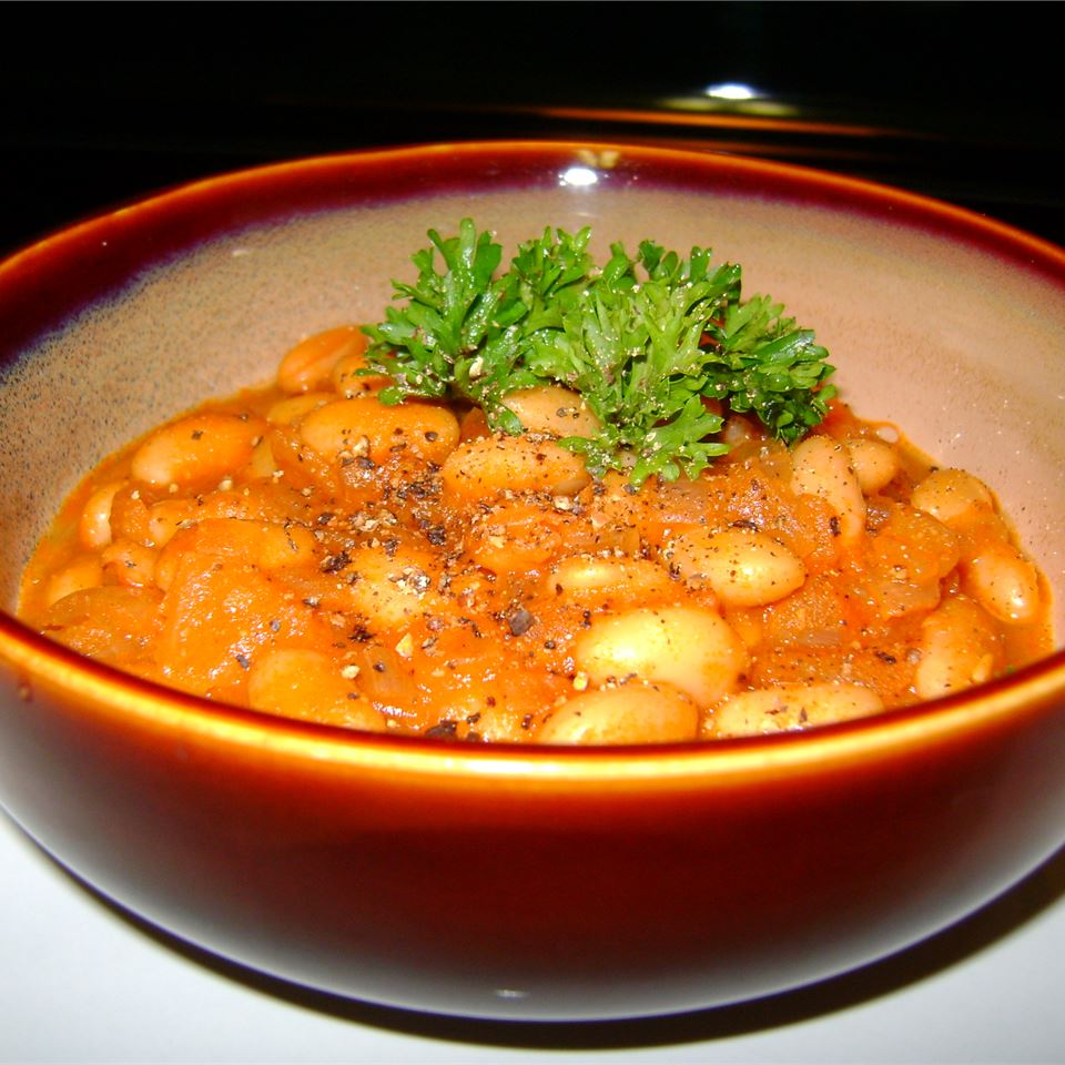 Middle Eastern White Beans