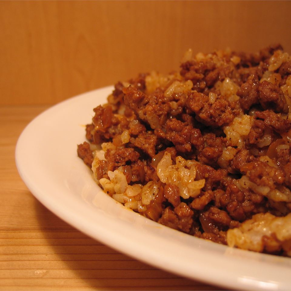 Keema (Indian-Style Ground Meat)