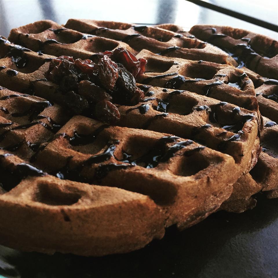 Chocolate Waffles I_image