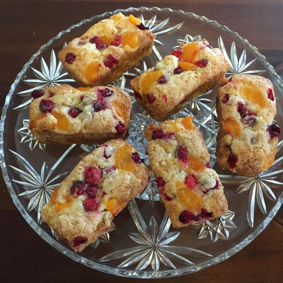 Moist Cranberry Orange Bread 0917angie