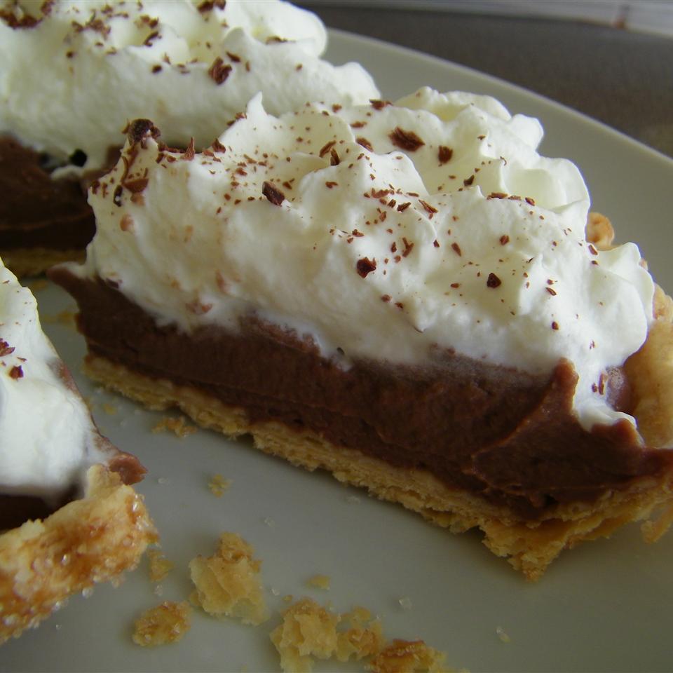 Chocolate Cream Pie I image