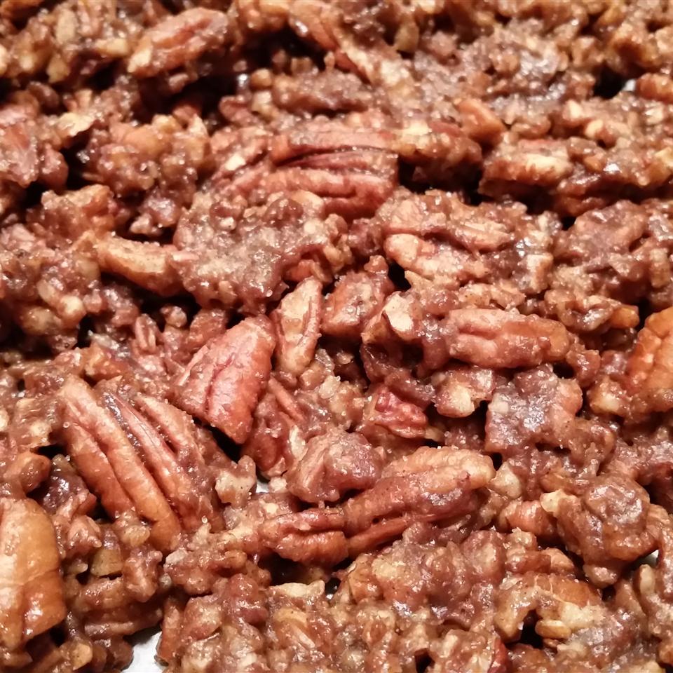 Brown Sugar Pecan Brittle