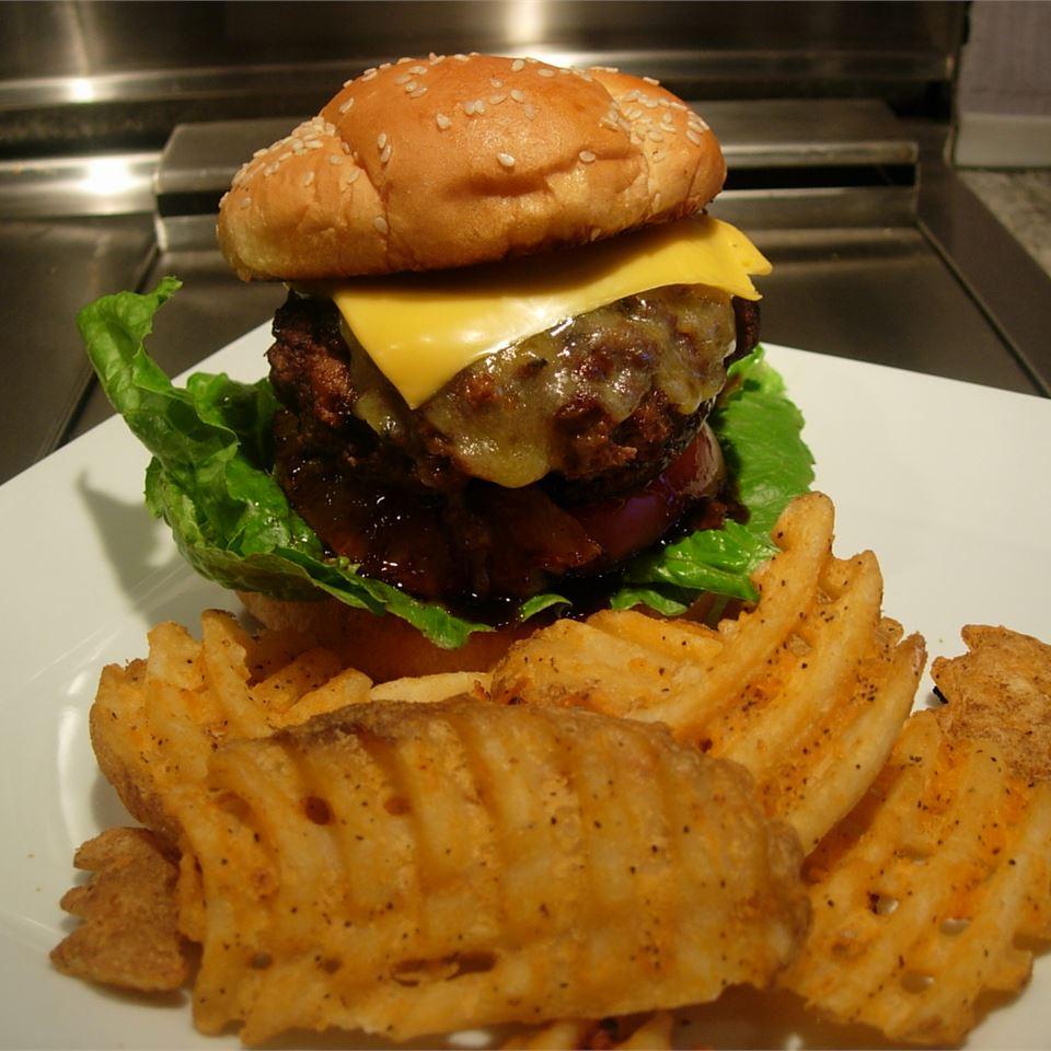 Bacon Cheeseburgers image