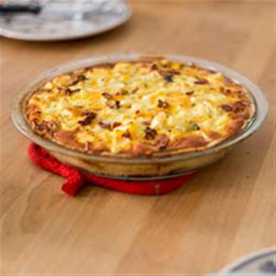 ORE-IDA Sweet and Savory Bacon Quiche image