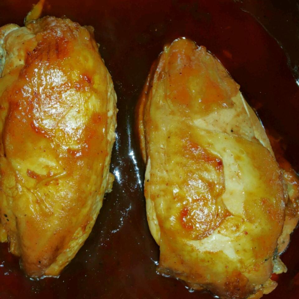 Texas Hickory BBQ Chicken Shawn Peek
