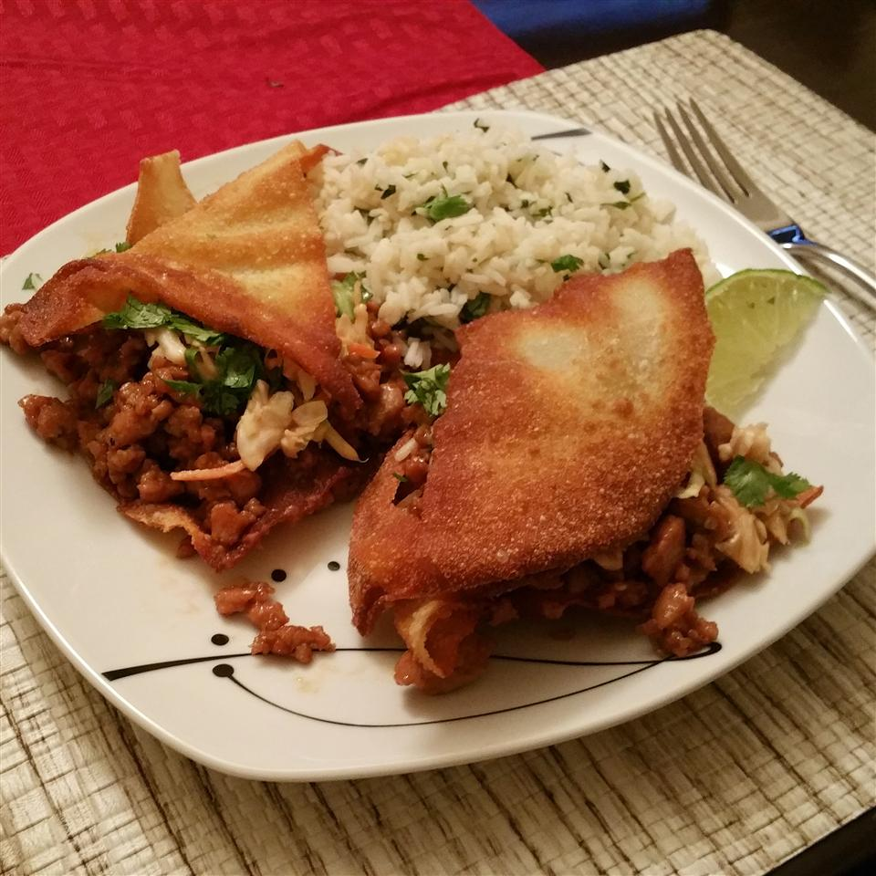 Chicken Wonton Tacos KanKan669
