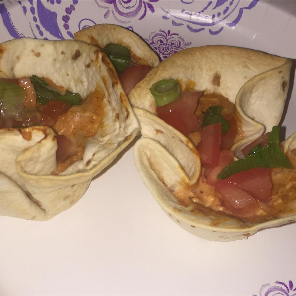 Mini Cheesy Chicken Enchiladas Britt557