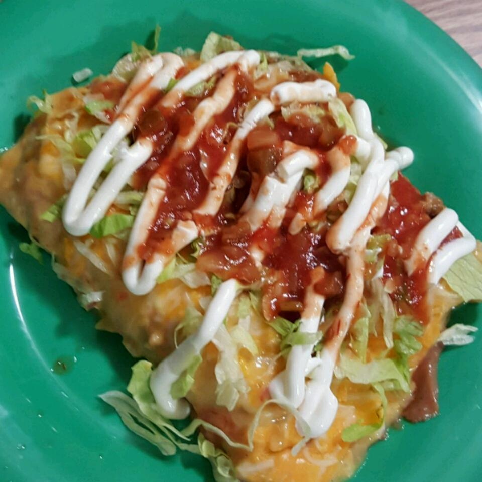 Quick Chicken Enchiladas Sheri Ferrell