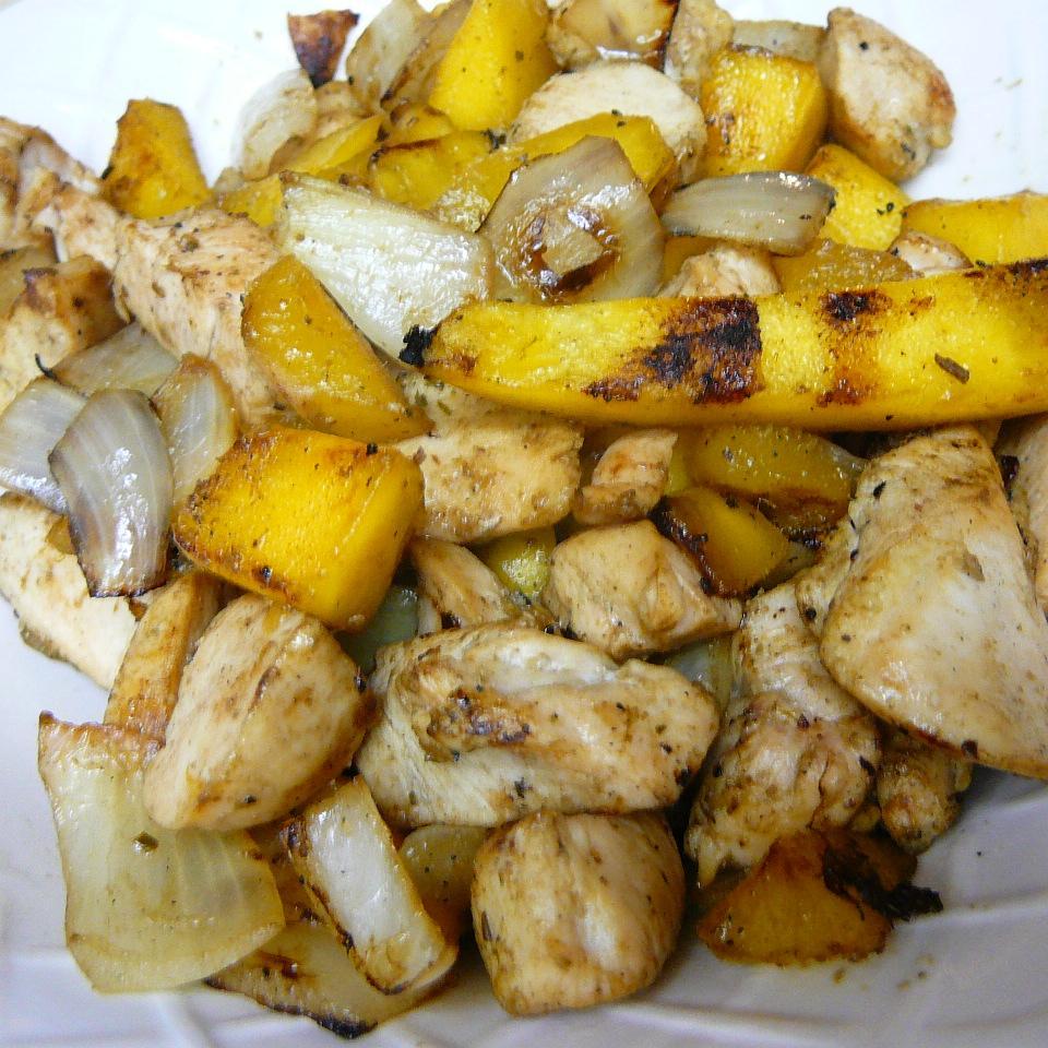 Mango Chicken Kabobs Molly