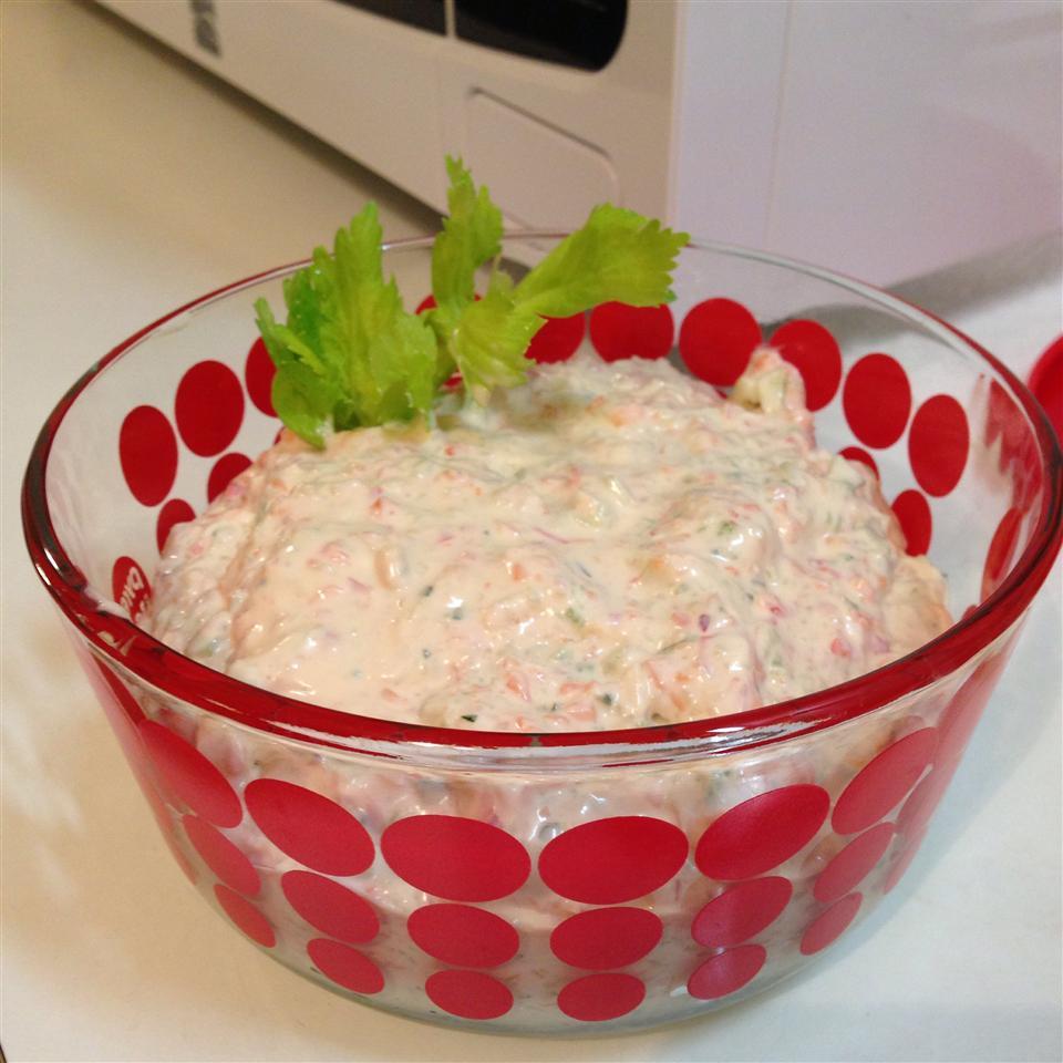 party vegetable sandwich spread recipe