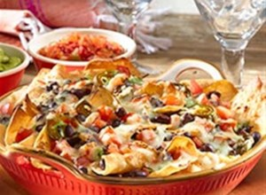 Black Bean Nachos from GOYA(R)
