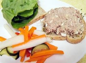 Herbal Tuna Salad