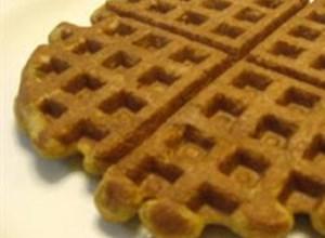 Banana Teff Waffles (Gluten-Free and Soy-Free)