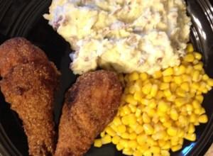 Perfect Crispy Fried Chicken