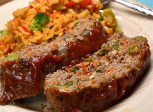 Momma's Healthy Meatloaf