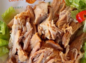 Slow Cooker Pulled Pork with Orange Juice
