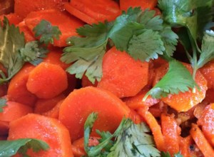 Moroccan Spicy Carrot Salad