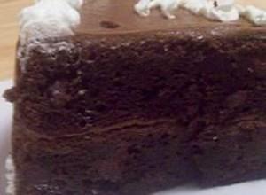 Chocolate Chocolate Chip Dream Cake