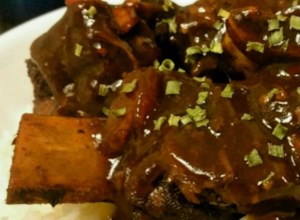 Kalbi (Marinated Beef Short Ribs)
