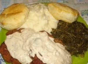 Chicken Fried Steak II