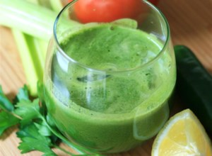 Green Dragon Veggie Juice