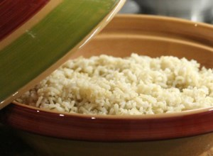 Oven-Baked Brown Rice