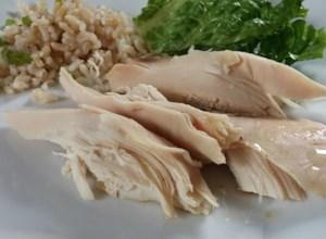 Easiest Slow Cooker Chicken