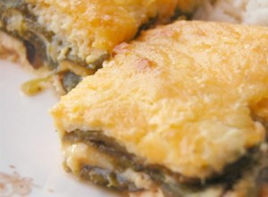 Baked Beef Chiles Rellenos Casserole