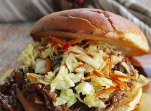 Orange, Soy, and Honey Pulled Pork