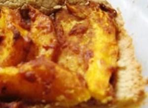 Mango Shortbread Bars