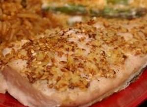 Sesame Crusted Mahi Mahi II
