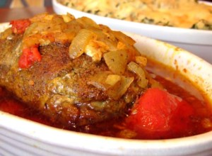 Moroccan Fig Pork Roast