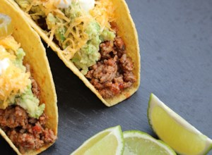 Tasty Ground Turkey Tacos