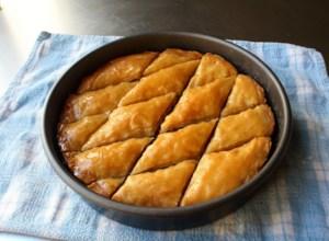 Chef John's Baklava
