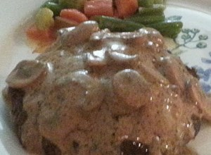 Low-Carb Salisbury Steak