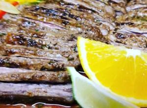 Citrus Carne Asada Marinade