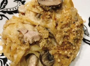 Best Tuna Noodle Casserole from Scratch
