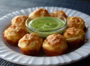 Baked Potato Puffs