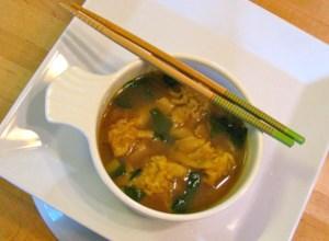 Weeknight Wonton Soup