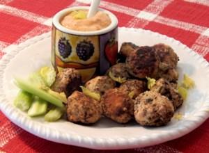 Ground Chicken Patties or Meatballs