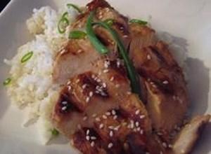 Chicken Teriyaki - It's a Secret