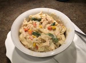 Instant Pot(R) Chicken Pot Pie Stew