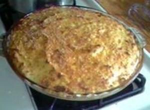 Easy American Potato and Tuna Casserole