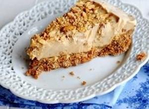 Peanut Butter Ice Cream Pie I