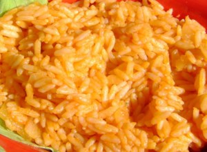Easy Authentic Mexican Rice with Tomato