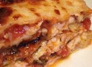Jewish Eggplant Lasagna
