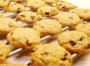Meg's Chocolate Chip Oatmeal Cookies