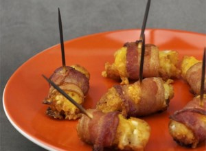 Bacon-Wrapped Tater Tots(R)