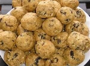 Peanut Butter Balls VIII